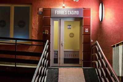 Forbes Casino Most
